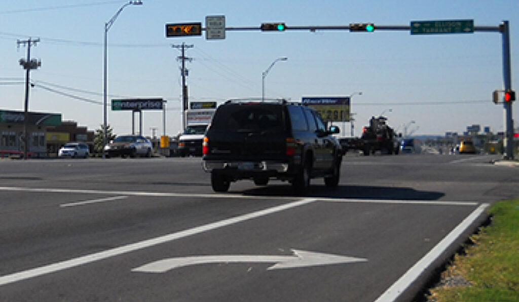 On-Call Traffic Signal Timing Services, TxDOT